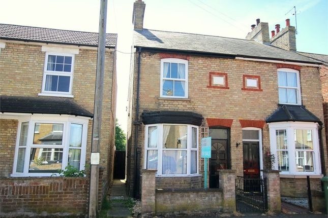 Thumbnail Semi-detached house for sale in Shaftesbury Avenue, St. Neots
