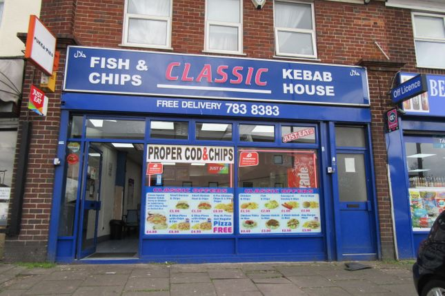 Thumbnail Restaurant/cafe for sale in Richmond Road, Stechford, Birmingham, West Midlands