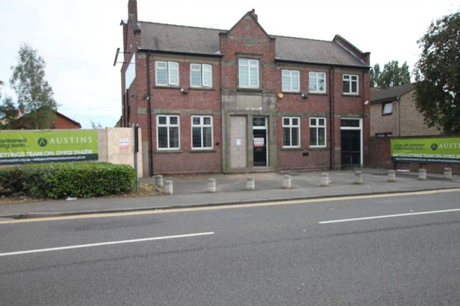 Thumbnail Studio to rent in Walsall Road, Darlaston, Wednesbury