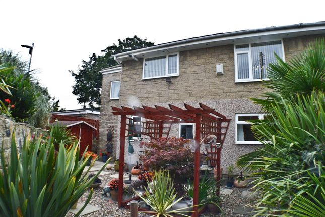Thumbnail Semi-detached house for sale in Bewick Garth, Mickley