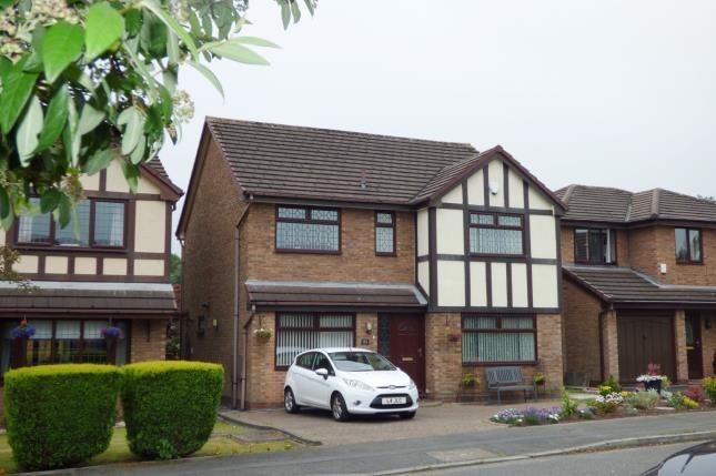 Thumbnail Detached house for sale in Newbridge Close, Callands, Warrington, Cheshire