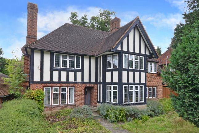 Thumbnail Detached house for sale in Cheam Road, Epsom
