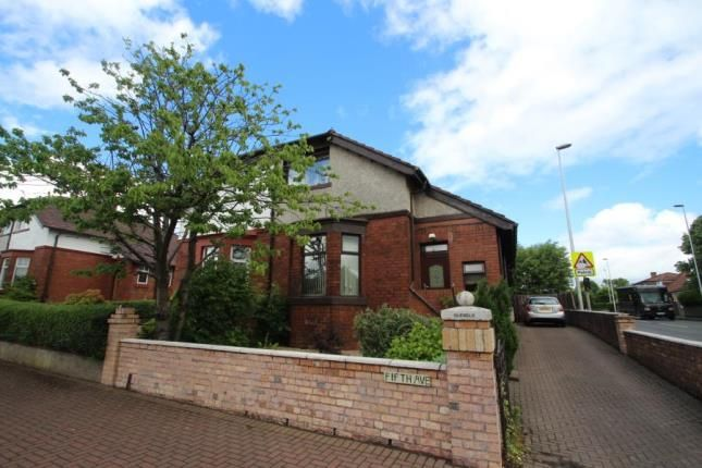 Thumbnail Semi-detached house for sale in Fifth Avenue, Airdrie, North Lanarkshire