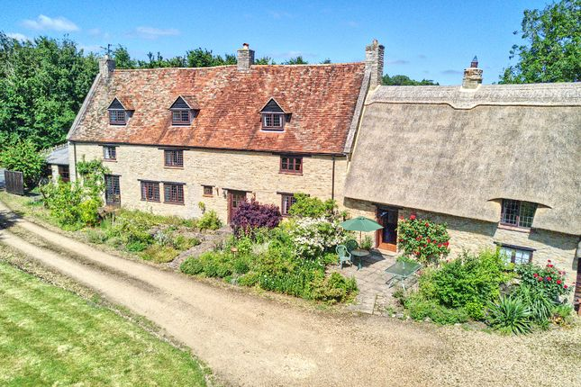 Thumbnail Detached house for sale in High Street, Odell, Bedford