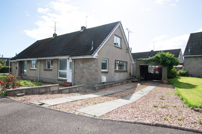 Thumbnail 3 bed semi-detached house for sale in Lorne Crescent, Monifieth, Dundee