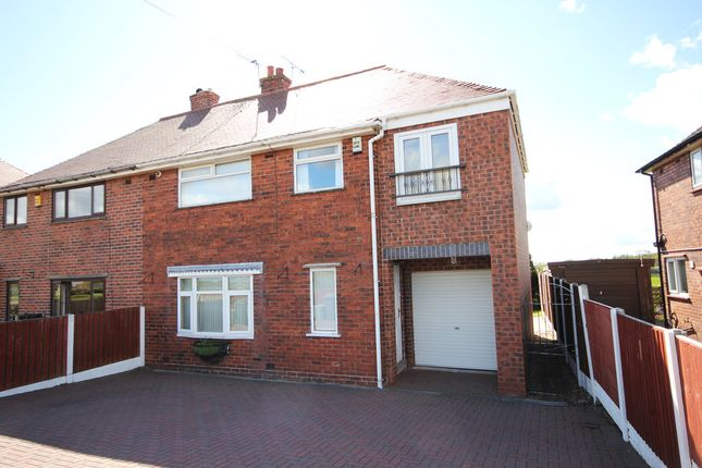 Thumbnail Semi-detached house to rent in Main Road, Marsh Lane, Sheffield