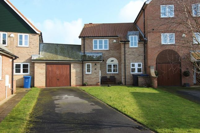 Thumbnail Property for sale in Park Lane, Burton Waters, Lincoln