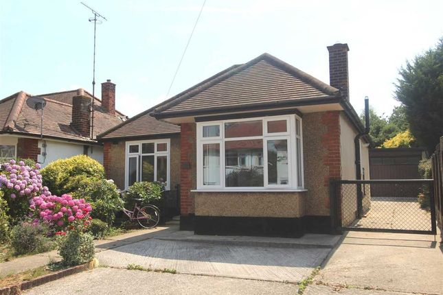 Thumbnail Bungalow for sale in Carlton Avenue, Westcliff-On-Sea