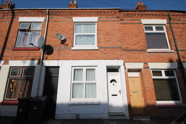 Thumbnail Terraced house for sale in Tewkesbury Street, West End, Leicester
