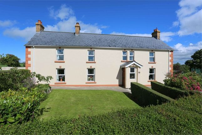 Thumbnail Detached house for sale in Cadger Road, Carryduff, Belfast, County Down