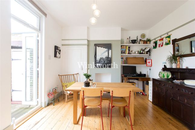 Thumbnail Terraced house for sale in Boundary Road, Turnpike Lane