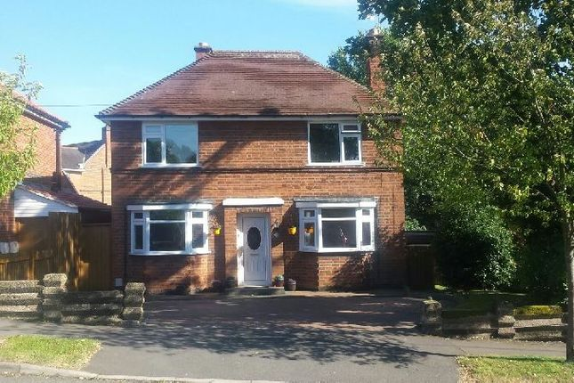 Thumbnail Detached house for sale in Alexander Avenue, Enderby, Leicester