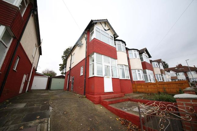 Thumbnail Semi-detached house to rent in St. Martins Grove, Chapel Allerton, Leeds, West Yorkshire