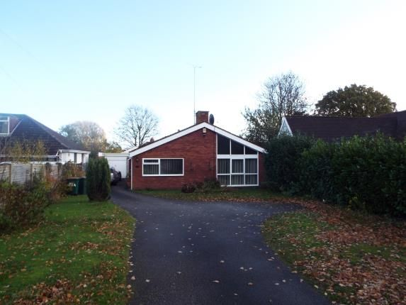 Thumbnail Bungalow for sale in Jobs Lane, Coventry, West Midlands