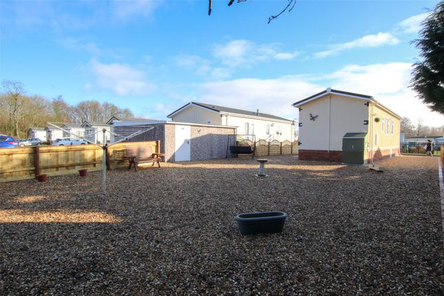 Grounds of Plot 98, Barton Broads Park, Maltkiln Road, Barton-Upon-Humber, North Lincolnshire DN18
