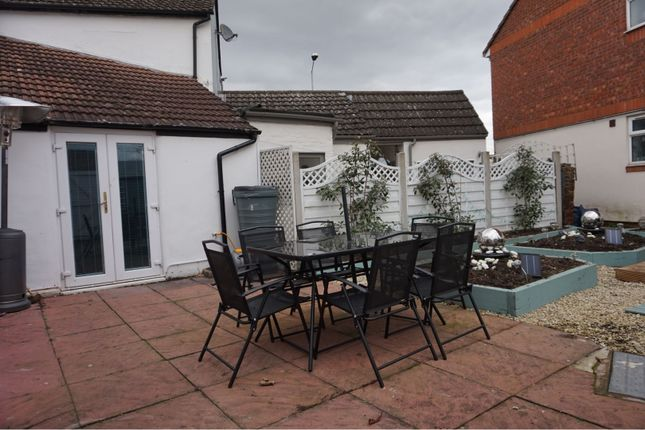 Garden of Holmlea Road, Slough SL3