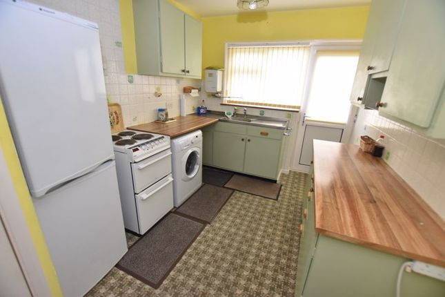 Kitchen of Brean Down Close, Plymouth PL3