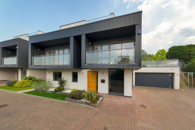 Thumbnail Detached house for sale in The Alps, Borstal, Rochester