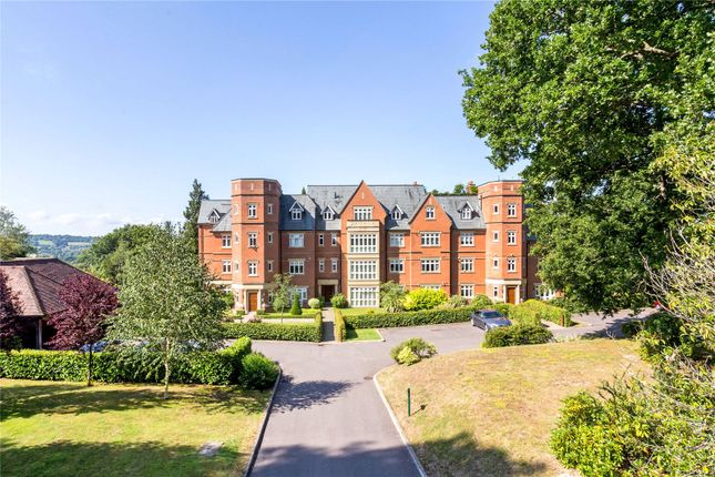 Thumbnail Flat for sale in Woodgate Manor, Swaylands, Penshurst, Kent