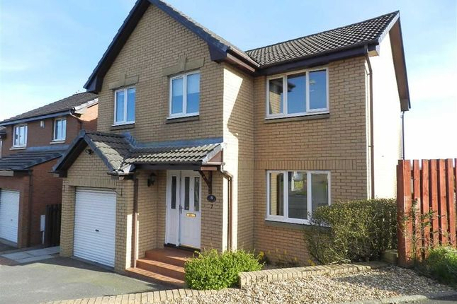 Thumbnail Detached house for sale in Bonhard Way, Bo'ness