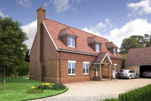 Thumbnail Land for sale in Jubilee Road, Worth, Kent