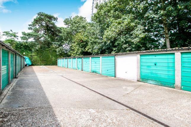 Garage of 9 Mount Road, Poole, Dorset BH14