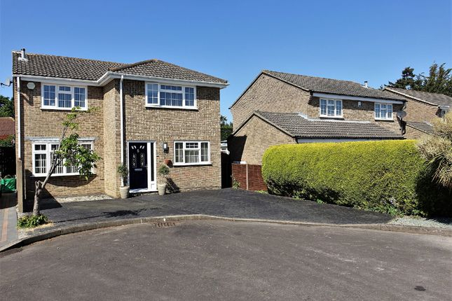Thumbnail Detached house for sale in Charnwood Way, Blackfield, Southampton