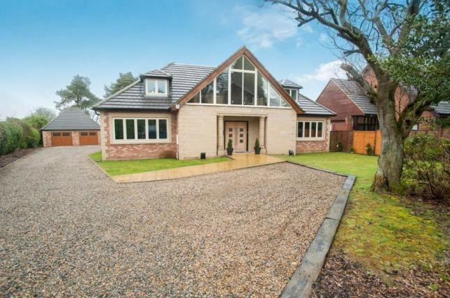 Thumbnail Detached house for sale in The Avenue, Medburn, Ponteland, Northumberland