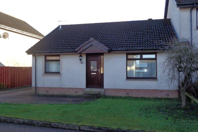 Thumbnail Semi-detached bungalow to rent in Alder Drive, Portlethen, Aberdeenshire