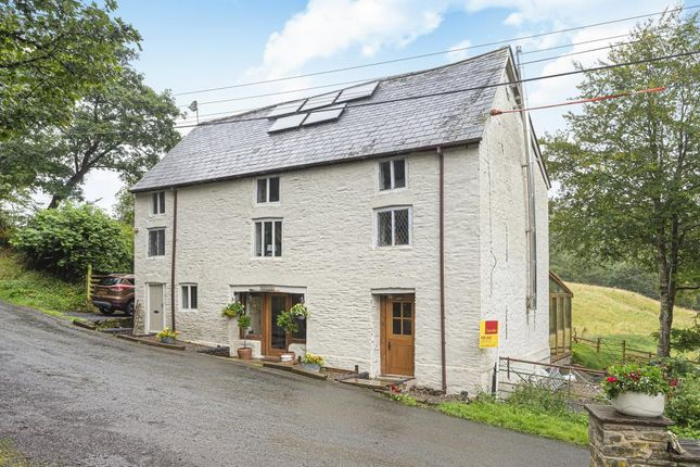 Thumbnail Detached house for sale in Hay On Wye 8 Miles, Llandrindod Wells