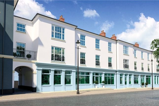 2 bedroom flat for sale in Crown Street West, Poundbury, Dorchester