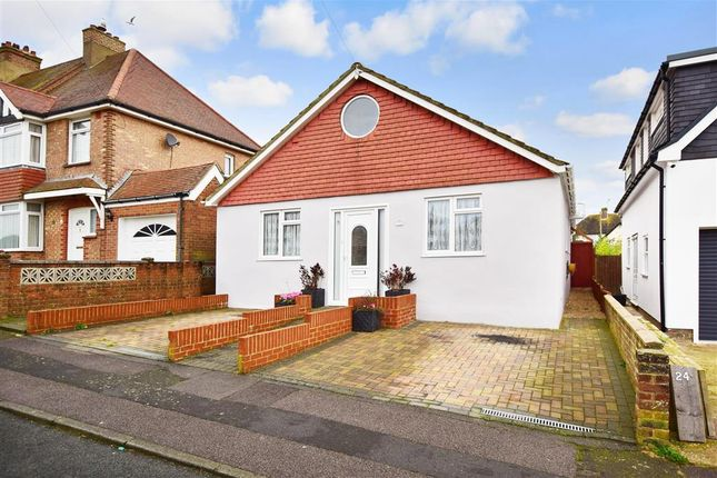Front Elevation of Seaview Road, Woodingdean, Brighton, East Sussex BN2