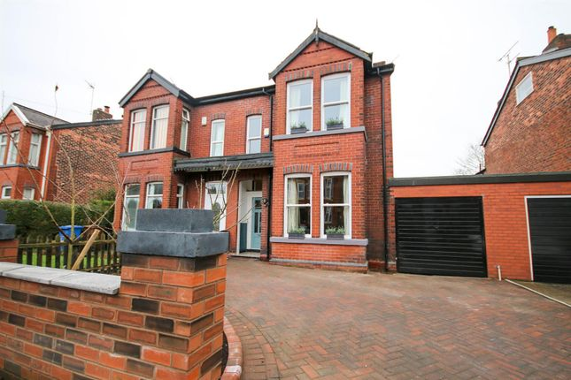 Thumbnail Semi-detached house for sale in Park Road, Eccles, Manchester