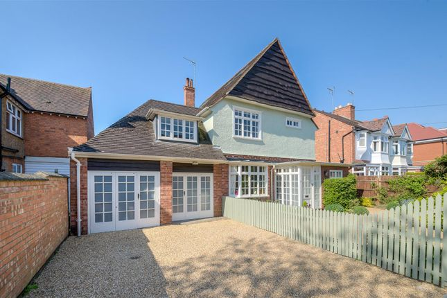 Thumbnail Detached house for sale in Hatton Avenue, Hatton Park, Wellingborough