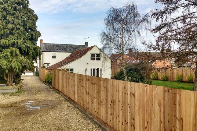 Thumbnail Detached house for sale in High Street, Whissonsett, Dereham, Norfolk.