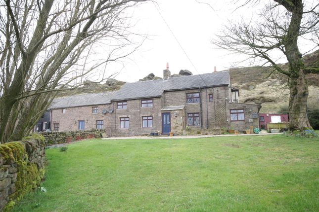 Thumbnail Farmhouse for sale in Quarnford, Buxton