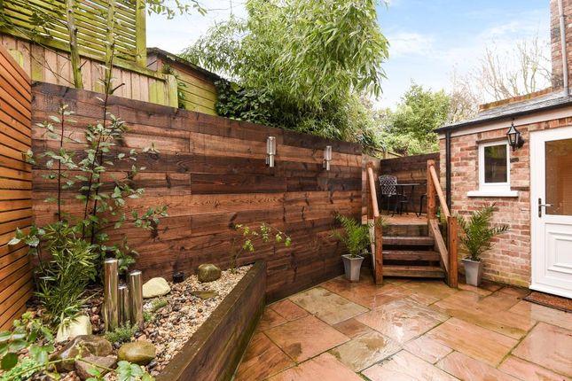 Garden View of Heath Hurst Road, Hampstead NW3