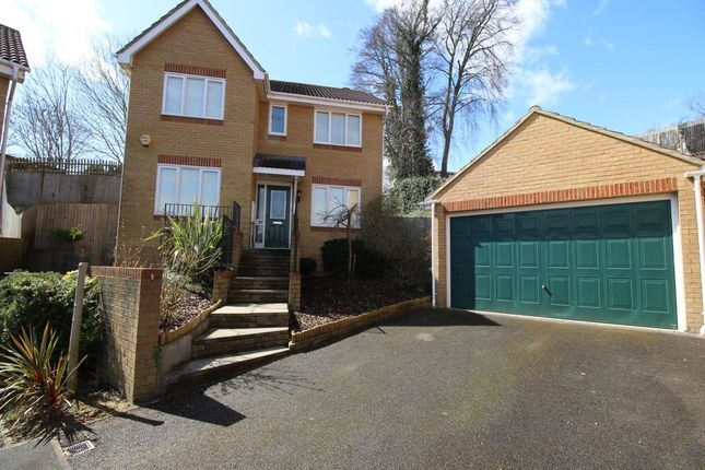 Thumbnail Detached house to rent in Peacock Rise, Walderslade, Chatham