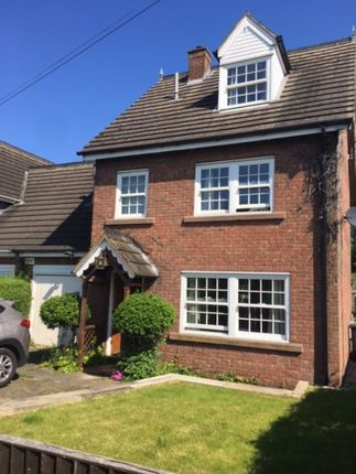 Thumbnail Link-detached house to rent in Field Lane, Hensall, Goole