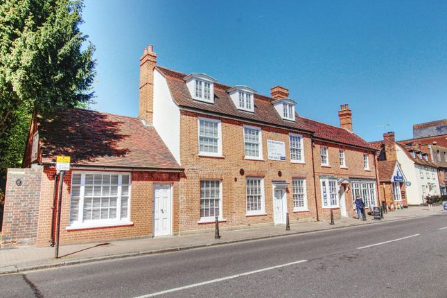 Thumbnail Flat for sale in High Street, Billericay