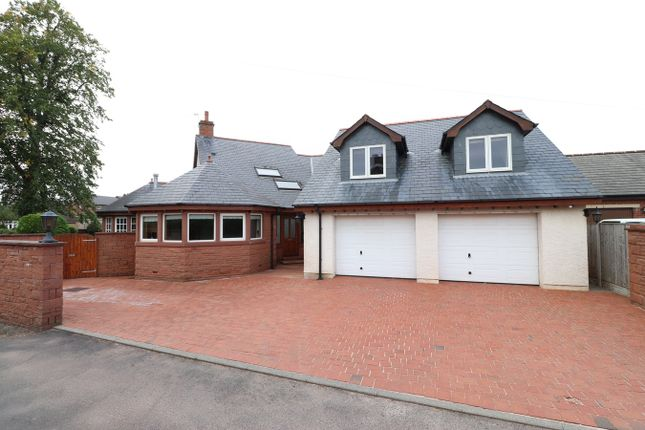 Thumbnail Detached house for sale in Station Road, Cumwhinton, Carlisle