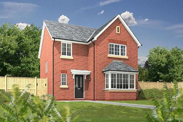 Thumbnail Detached house for sale in The Paddocks, Sandy Lane, Higher Bartle, Preston