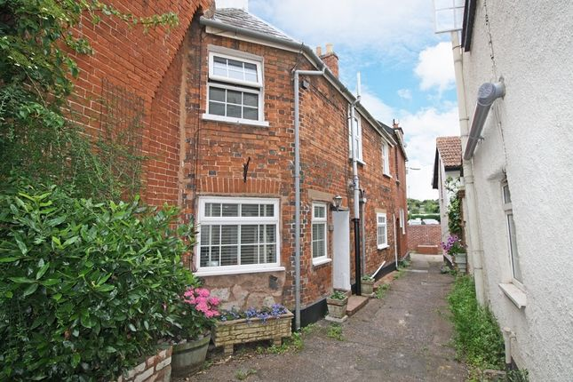 Thumbnail Cottage for sale in Brookside, Lympstone, Exmouth