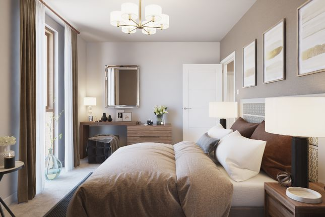 Thumbnail 1 bedroom flat for sale in Northgate Road, Barking