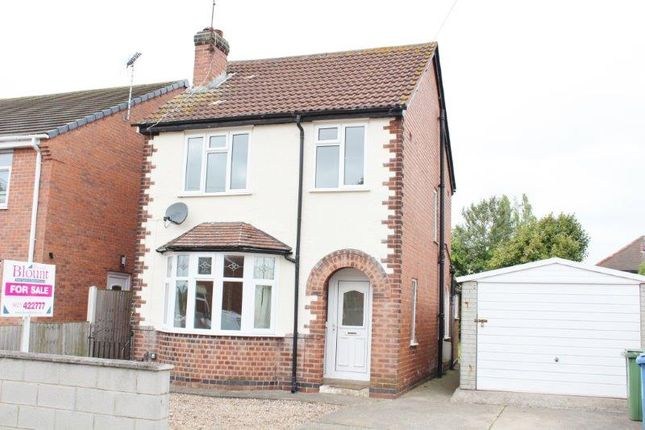 Thumbnail Detached house for sale in Linden Street, Mansfield