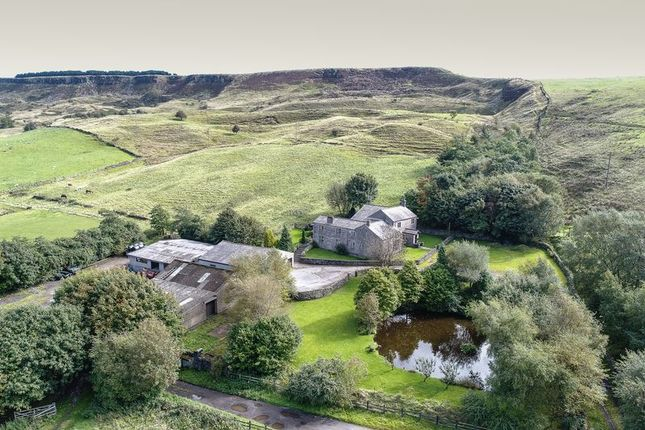 Thumbnail Detached house for sale in Chisworth, Glossop