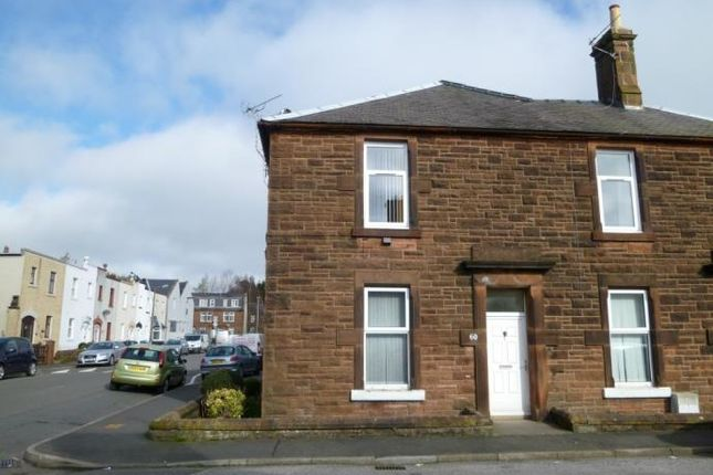 Thumbnail Flat to rent in 60 Balmoral Road, Dumfries