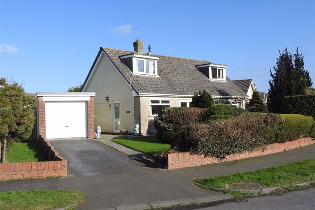 Thumbnail Detached bungalow for sale in Heol Derw, Cardigan, Ceredigion