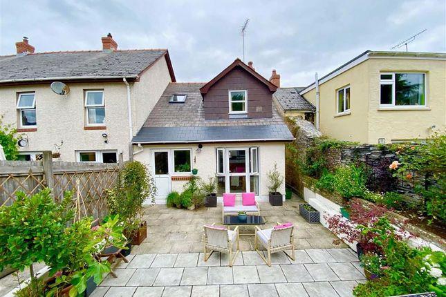 Thumbnail End terrace house for sale in Bryngerran, Cilgerran, Cardigan, Pembrokeshire