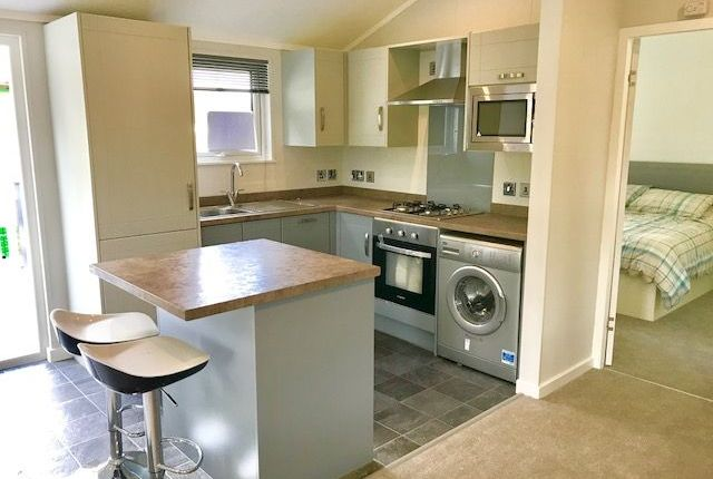 Thumbnail Lodge for sale in Beverley St Andrew Lodge, Crook O' Lune Caravan Park, Lancaster Road, Caton
